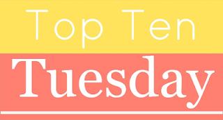 #17 Top Ten Tuesday: Personajes Literarios Más Odiados