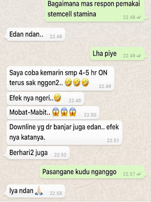 testimoni flexin nasa 2