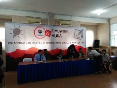 UWIKA Surabaya Ajak Siswa Sekolah Jadi Peneliti