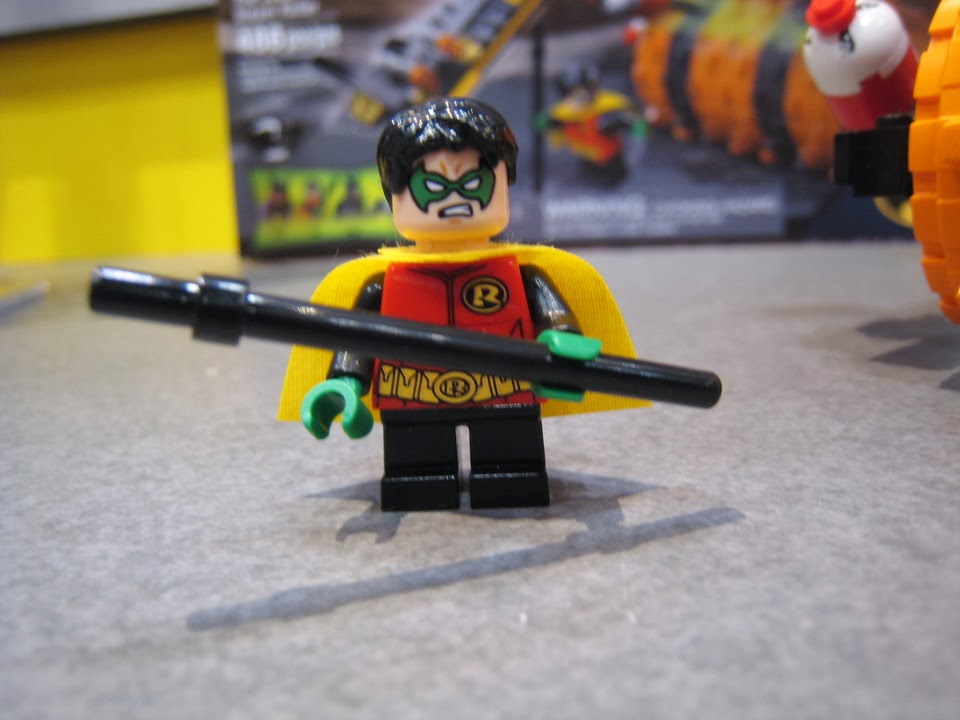 tornade rouge lego dc