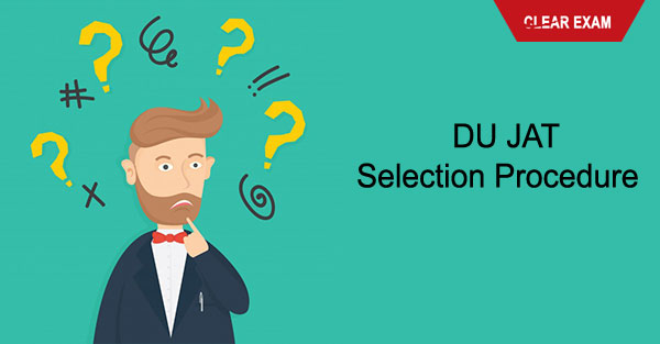 DU JAT Selection Procedure