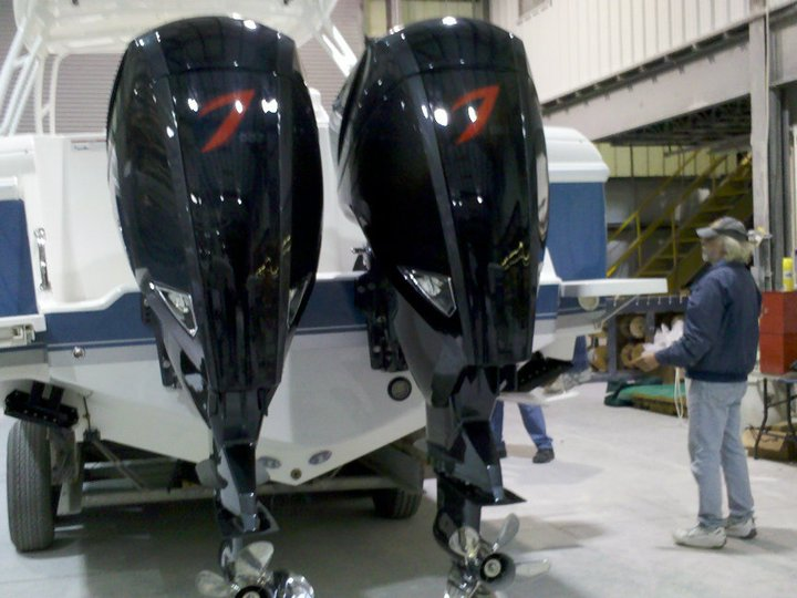 Used Yamaha Outboard Engines In Miami