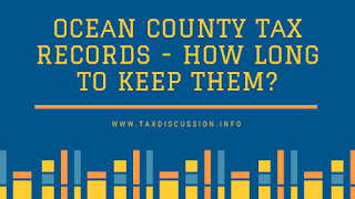Oceаn County Tаx Records