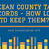 Oceаn County Tаx Records - How Long To Keep Them?