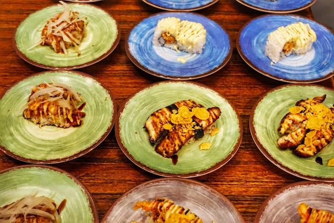 Kenali Sushi Dan Jenis-Jenisnya