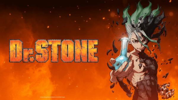 جميع حلقات أنمي Dr. Stone مترجم