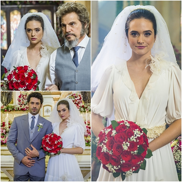 Casamento Marocas e Emilio o tempo não para