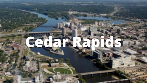 Iowa Best Place Cedar Rapids