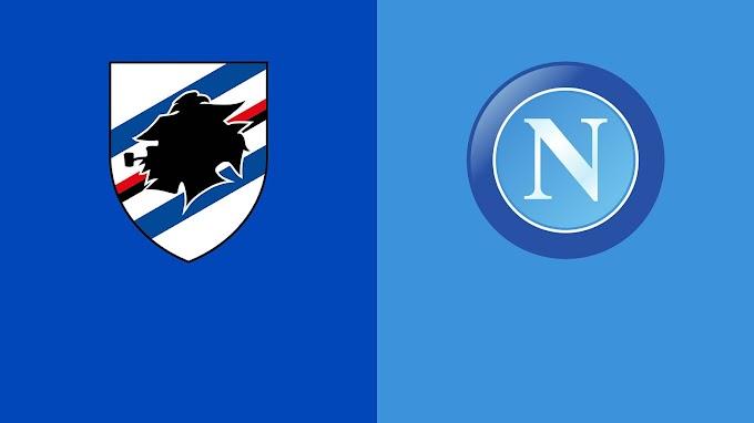 Watch Sampdoria VS Napoli Matche Live