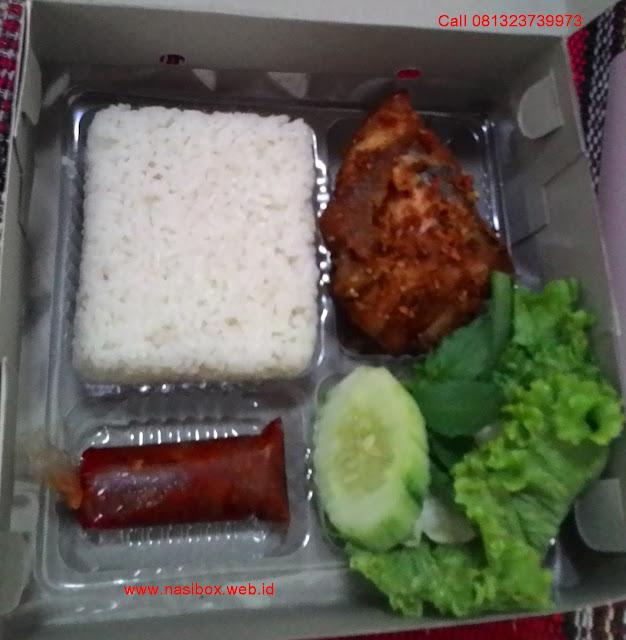 Nasi box harga 10000 ciwidey