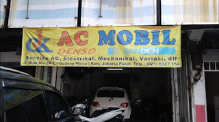 195+ Servis AC Mobil Terbaik Di Jakarta