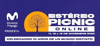 Festival ESTEREO PICNIC Online 2020