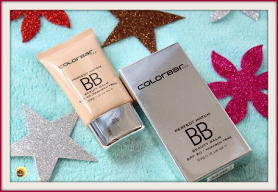 Review of Colorbar Perfect Match Beauty Balm 002 Honey Glaze, SPF 20