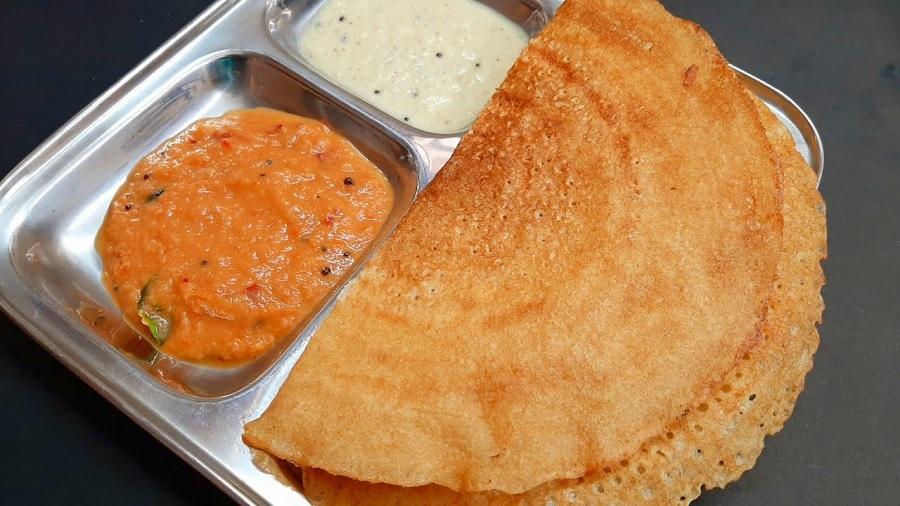 இட்லி தோசைக்கு மாவு இல்லாத நேரத்தில் 10 நிமிடத்தில் இன்ஸ்டன்ட் தோசை ரெசிபி!
