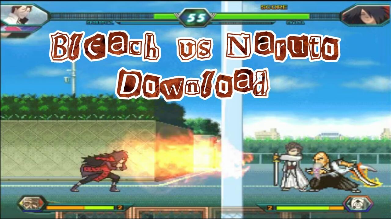 Bleach Vs Naruto 33 Download Apk