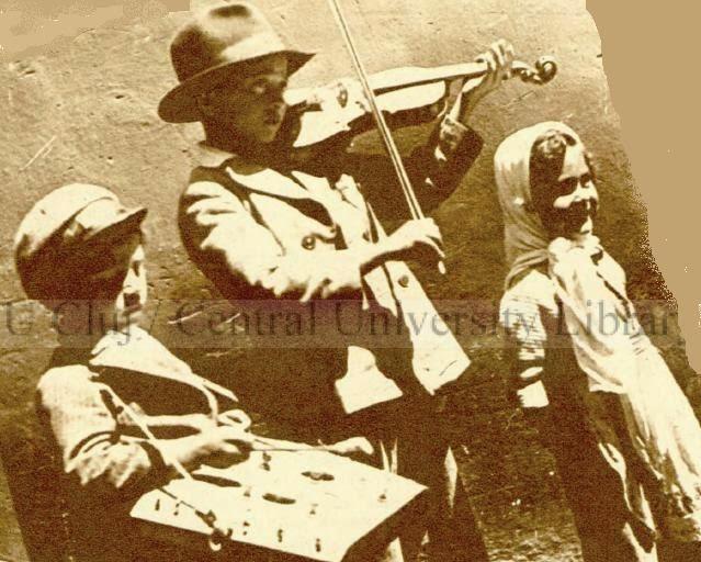 Trio de copii 1937