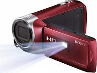 Sony HDR-PJ240E, Camcorder dengan Fitur Proyektor Kian Mumpuni, Harga 5 Jutaan
