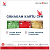 Cara Mengganti Kartu ATM Lama Bank DKI dengan Kartu ATM Baru Berlogo GPN
