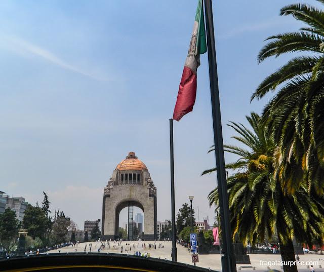 Praça da República, Cidade do México