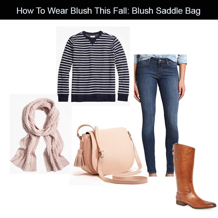 blush in fall