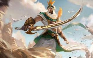 Khaleed, The first Arabian hero in Mobile Legends