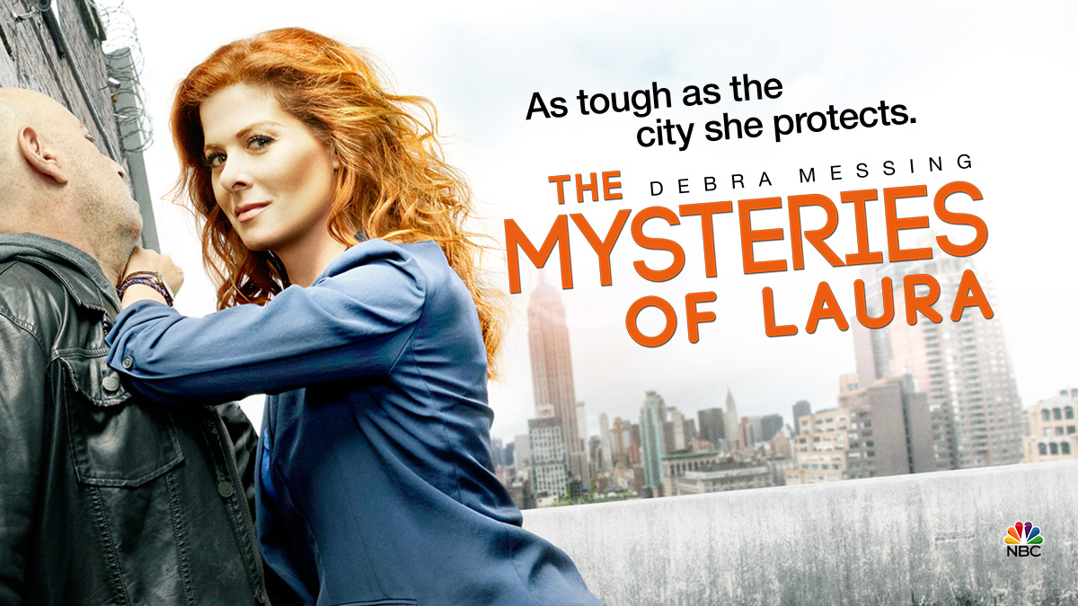 The Mysteries of Laura - Cancelled by NBC *Updated*