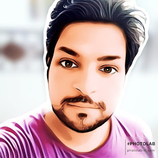 Photo Lab Picture editor App- It's time to turn your photo to a cartoon character.