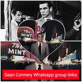Sean connery Whatsapp group link