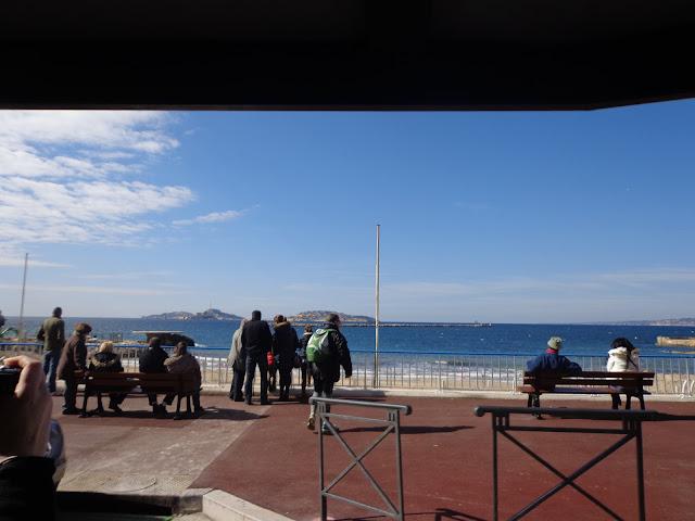 марсель-море