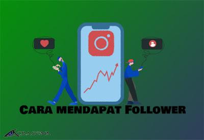 Cara Mendapat Follower Instagram Cepat dan Mudah