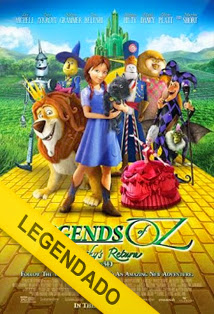 A Lenda de Oz – Legendado
