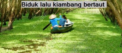 Image result for SEMOGA KIAMBANG BERTAUT SELEPAS BIDUK BERLALU.