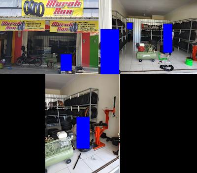 toko ban sepeda motor di muntilan