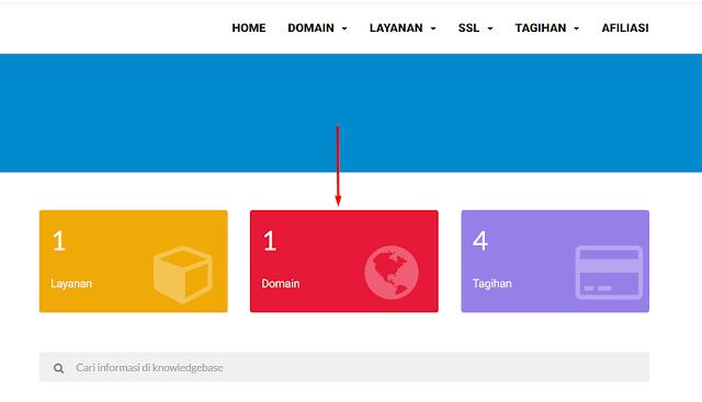 Panduan Custom Domain di Blogger