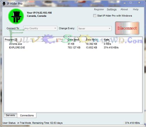 IP Hider Pro Full Version