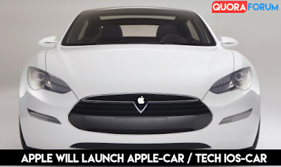 Apple will Develop the Car itself so that the EV launch will not be delayed: Company Announcement