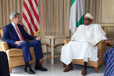 , Read What President Buhari said when John Kerry Visited Him, Latest Nigeria News, Daily Devotionals & Celebrity Gossips - Chidispalace