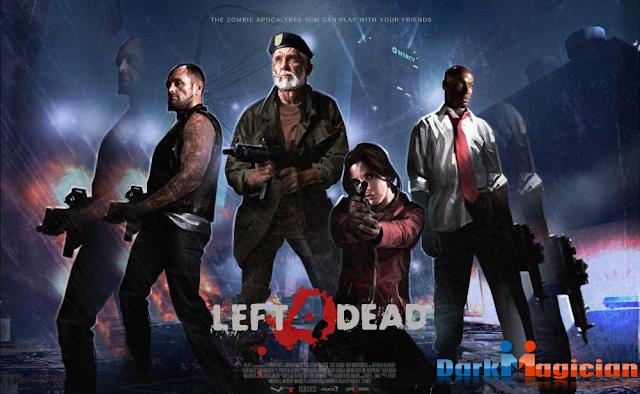 Left 4 Dead PC Games