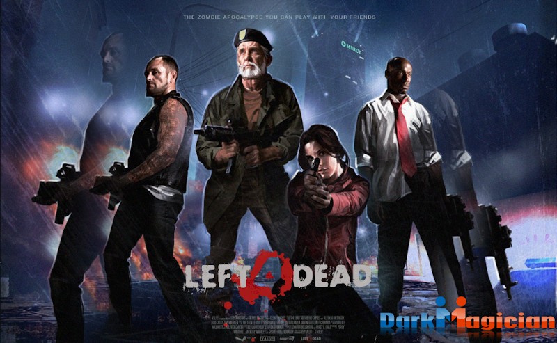 Left 4 Dead PC Games Review And System Requirements - Android Also