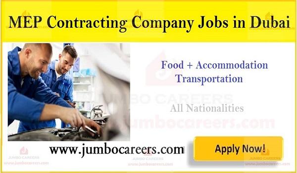 UAE Technician jobs with benefits, Recent jobs in Dubai,