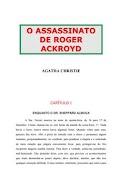 O Assassinato de Roger Ackroyd - Agatha Christie-.pdf