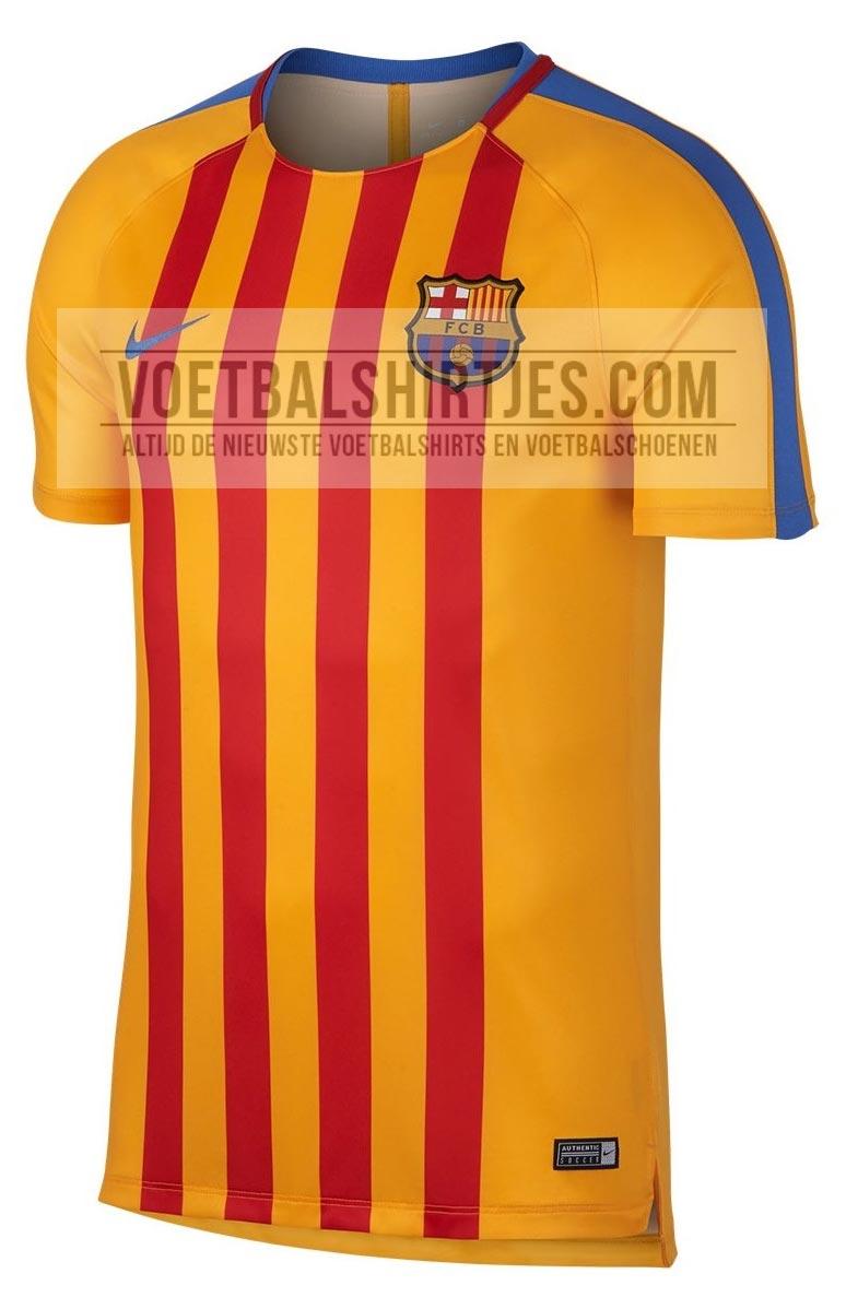 tenue de foot FC Barcelona Tenue de match