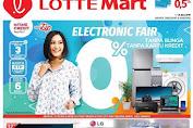 Lottemart Promo Electronic Fair 1 - 31 Juli 2019