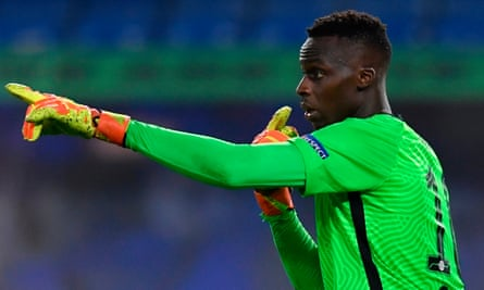 Edouard Mendy one clean sheet away from repeating Petr Cech's achievement