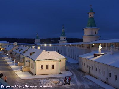Новоиерусалимский монастырь фото