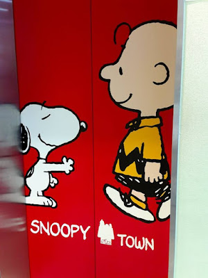 10D9N Spring Japan Trip: Snoopy Town at Kiddy Land, Harajuku