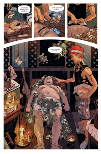 Les euthanautes, un comics qui explore la mort