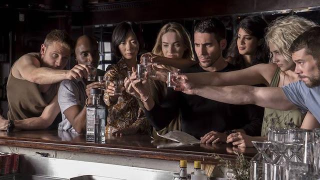 Sensates segunda temporada de 'Sense8'