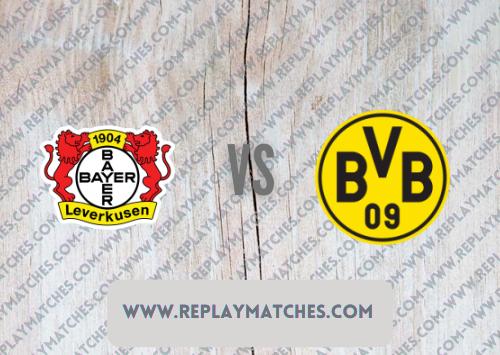Bayer Leverkusen vs Borussia Dortmund -Highlights 11 September 2021