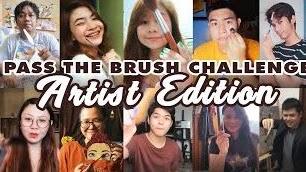 Download Lagu Pass The Brush Challenge Mudah Area Tekno